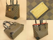 LOUISVUITTON ルイヴィトン 新品 ダミエ バッグ ハムプステッド PM N51205