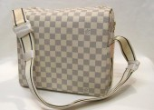 Louis Vuitton 激安 ルイヴィトン 新品 ダミエ・アズール バッグ ナヴィグリオ N51189