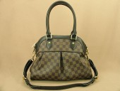 Louis Vuitton 激安 ルイヴィトン 新品 ダミエ バッグ トレヴィPM N51997