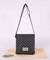 Louis Vuitton 激安 ルイヴィトン 新品 ダミエ バッグ ブルックリンPM N51210